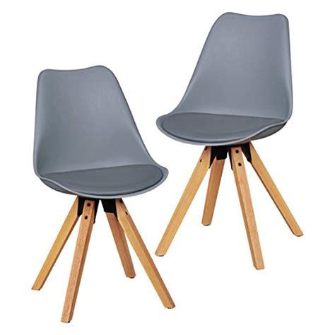 stuhl mit armlehne kunstleder wohnling 2er set retro esszimmer stuhl ohne armlehne