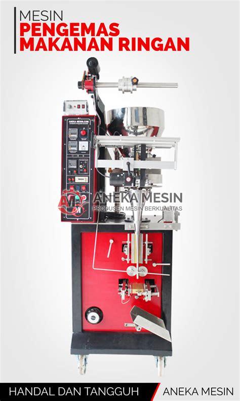Harga Packaging Makanan mesin pengemas makanan ringan otomatis