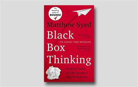 black box thinking the 10 books to build confidence and help you sell yourself in business creative boom