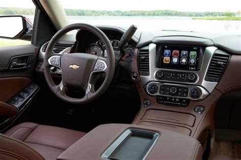 Suburban Interior by 2018 Chevrolet Tahoe Suburban Trucks 2017 Top Cars 2018