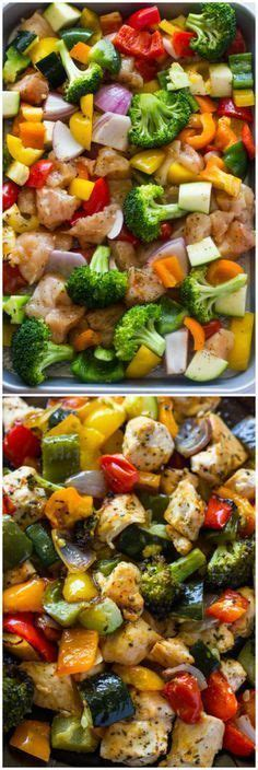 15 minute healthy roasted chicken and veggies one best 25 no salt meals ideas on low sodium