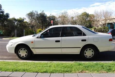 Toyota Change Frequency 1998 Toyota Camry Change Frequency