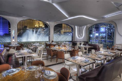 Bellagio In Room Dining by Julian Serrano S Lago Opens With Milanese Style At The
