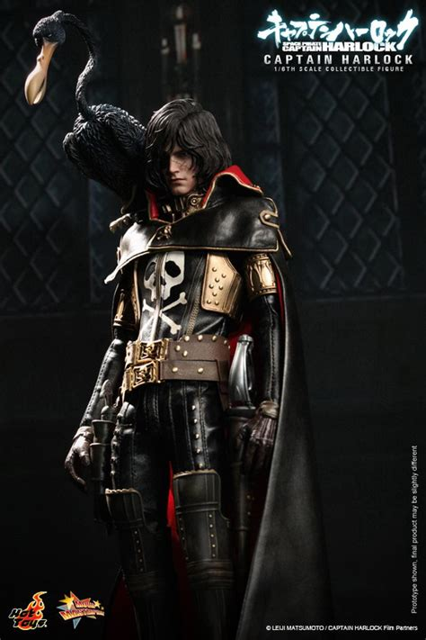 Kaos 3d Anime Vest Armor Grey 30 toys space pirate captain harlock 1 6th scale