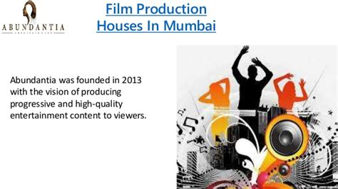 music production houses in mumbai film production houses in mumbai