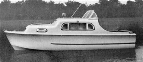 freeman boats story freeman cruisers the original freeman