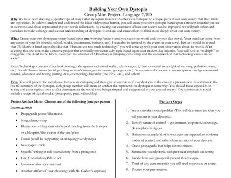 Dystopia Essay by College Essays College Application Essays Dystopia Essay