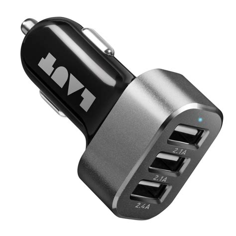 Car Charger Zola Dash 2 Fast Charge 2 4a White Gold usb car charger power dash 7 8 fast charge charge 2