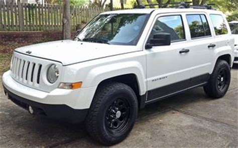 Jeep Patriot Road Tires Jeep Patriot I Just Got This Car Recently And I Am So In
