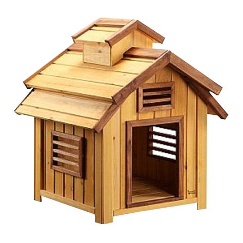 pet dog houses pet squeak 1 9 ft l x 1 7 ft w x 2 1 ft h small bird dog house 1203s the home depot