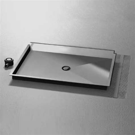 Shower Pan Base by Steel Shower Base Modern Shower Pans And Bases
