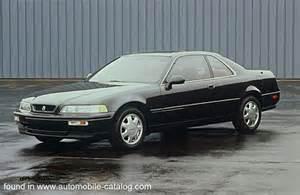 1991 acura legend 2gen coupe range specs