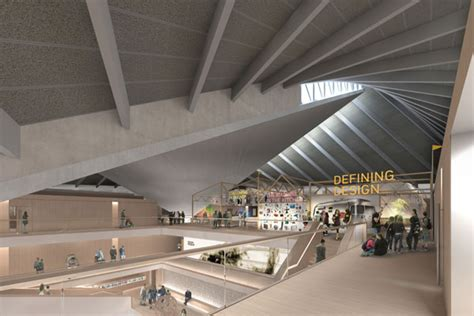 craft and design museum london virtually tour pawson s new design museum architecture