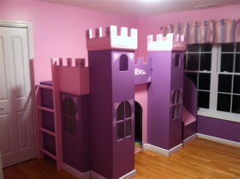 build a bedroom woodwork diy castle bed pdf plans