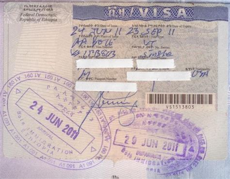 Sponsorship Letter Of Addis Ababa Kenyans Travelling To On Business Will Now Need A Visa Hapakenya