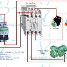 submersible pump control box wiring diagram   wire