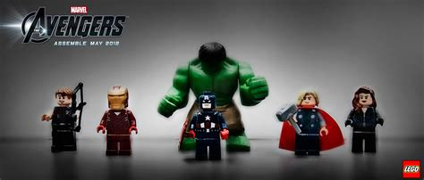 film marvel lego the blot says marvel x lego the avengers movie sets