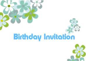 printable birthday invitations 171 home weekly