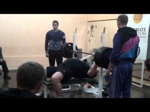 zydrunas savickas 250kg bench press all things gym