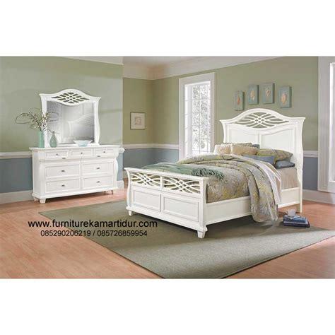 Tempat Tidur Minimalis Putih tempat tidur minimalis duco putih kontemporer fkt k 533