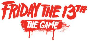Logo 187 friday the 13th the game
