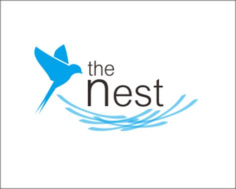 bird nest designed by lensagmedia brandcrowd