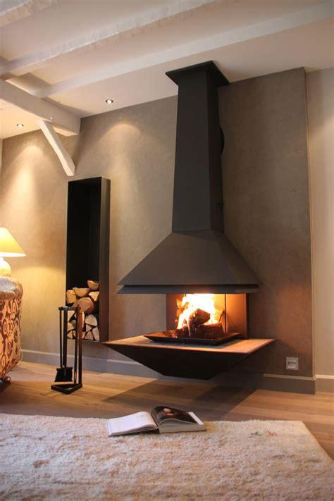 fabricant de cheminee foyer suspendu po 234 le 224 bois suspendu chemin 233 e centrale
