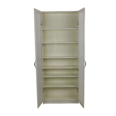 used ikea cabinets 56 off ikea ikea white glass door cabinet storage