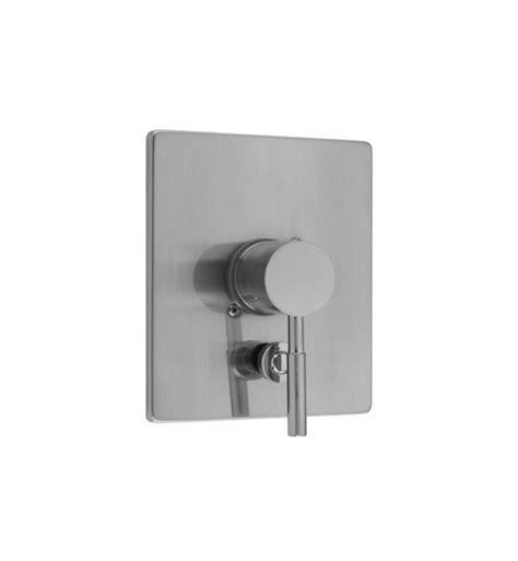 Shower Faucet Trim Plate by Jaclo A346 Trim Contempo Tub Shower Valve Trim With Square Plate