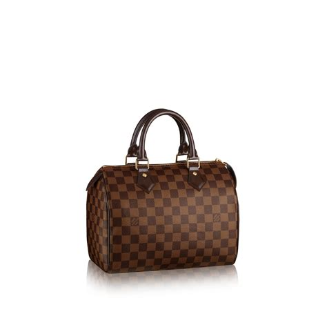 Louis Vuitton Speedy 40391 speedy 25 damier ebene handbags louis vuitton