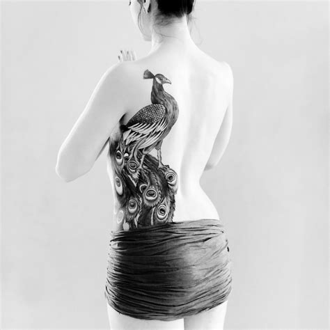 peacock back tattoo designs peacock tattoos designs ideas and meaning tattoos for you