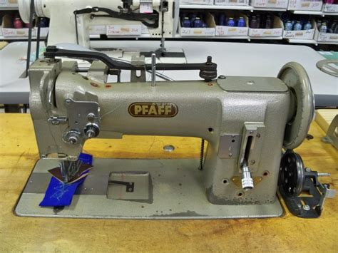 used upholstery sewing machines for sale pfaff 145
