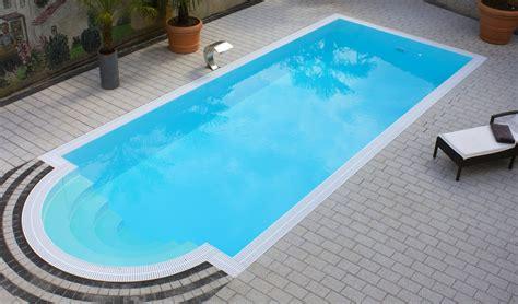 Schwimmbecken Aus Gfk by Vogel Pool Gmbh Schwimmbecken Aus Polypropylen Gfk Und