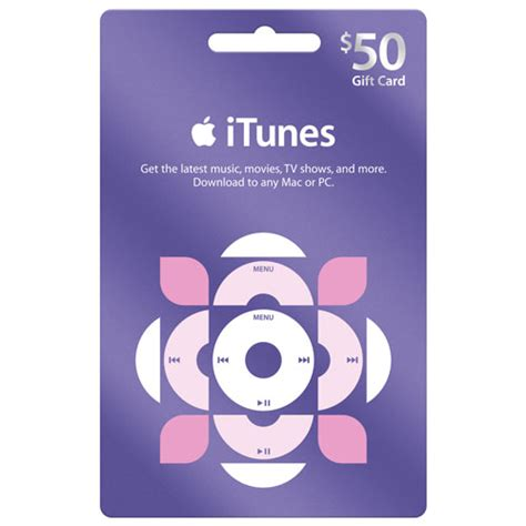 Walmart Itunes Gift Cards - itunes 50 spring gift card gift cards walmart com