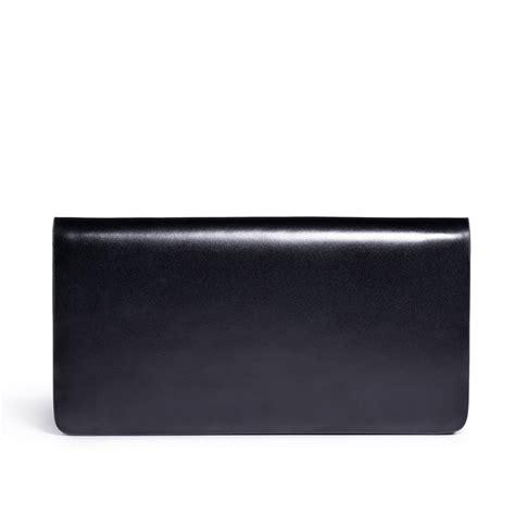 Clutch Bag Series sammons inzuer series plain lines high grade clutch bags black