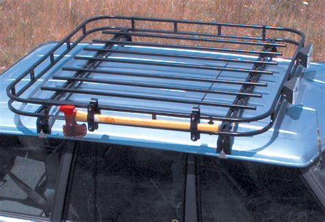 Wilderness Roof Rack by Wilderness Roof Rack Kit For Range Rover Classic Basket