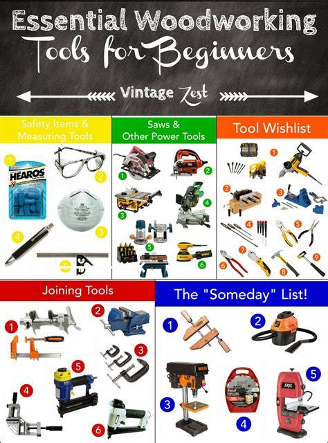 essential woodworking tools  beginners  wishlist