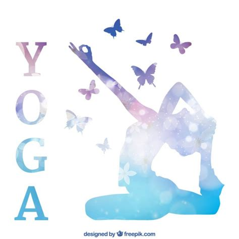 banco de imagenes gratis yoga yoga background vector free download