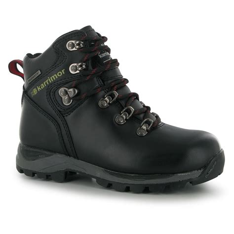 Karrimor Hiking karrimor skido junior walking boots waterproof hiking