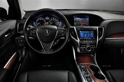 2018 acura tlx a spec interior 2018 acura tlx interior changes photos redesign 2017