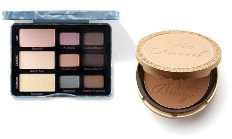 Win Makeup Sweepstakes - too faced sweepstakes win 1 of 100 too faced make up collections