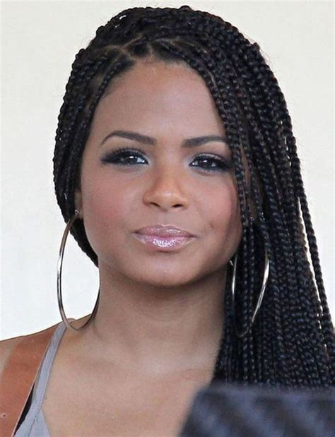 celebrities with box braids celebrities who have rocked the box braids look