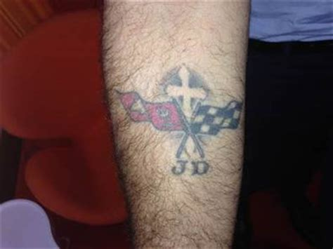 carson daly tattoos carson daly nyc tattoos tattooed