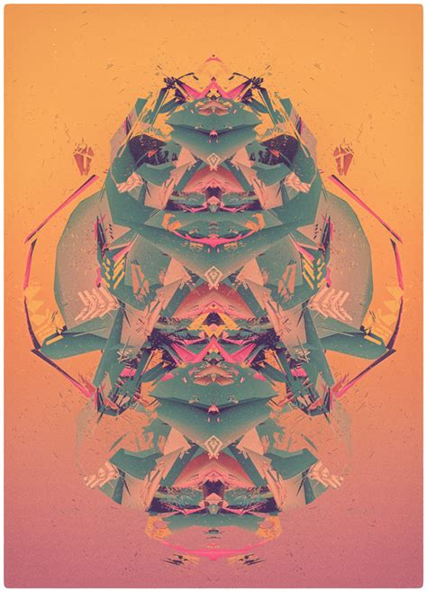 Fashion Series 819 Semprem 3 Colours neo geo shapes on pantone canvas gallery