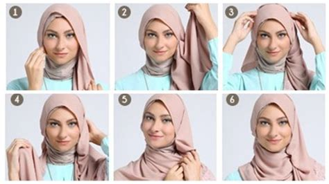 tutorial bungkus kado jilbab 6 tutorial jilbab pashmina yang bisa kamu coba biar gaya