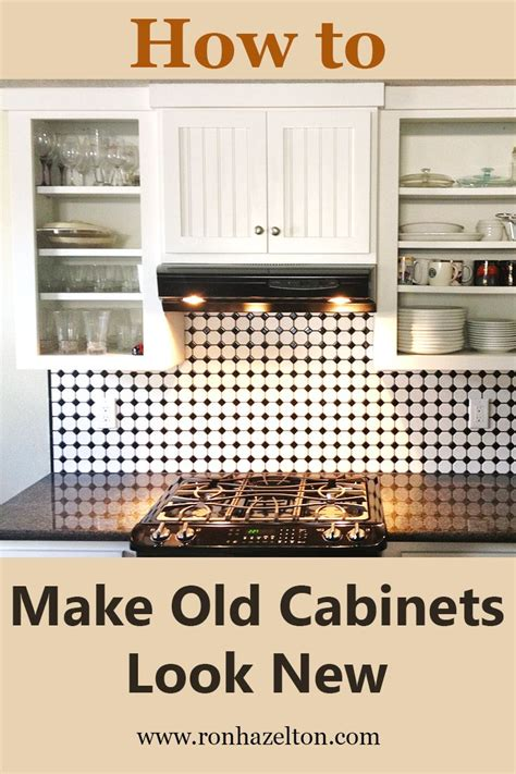 how to make old cabinets look new 17 best images about finishing made easy on pinterest