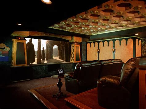 Movie Theater Themed Home Decor home theater design ideas pictures tips amp options hgtv