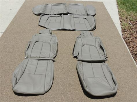 Seat Covers For Chrysler Sebring by Find Chrysler Sebring Leather Interior Seat Covers Seats
