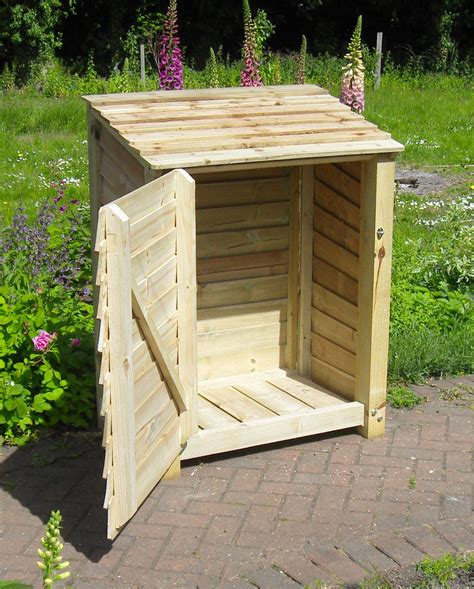 Wooden Garden Shed by Rustic Wooden Garden Store Small Shed Wowthankyou Co Uk