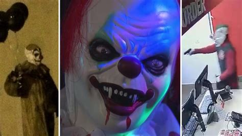 Entertainment Law Summer Internships - clown scares in america a timeline of crimes sightings abc7chicago com